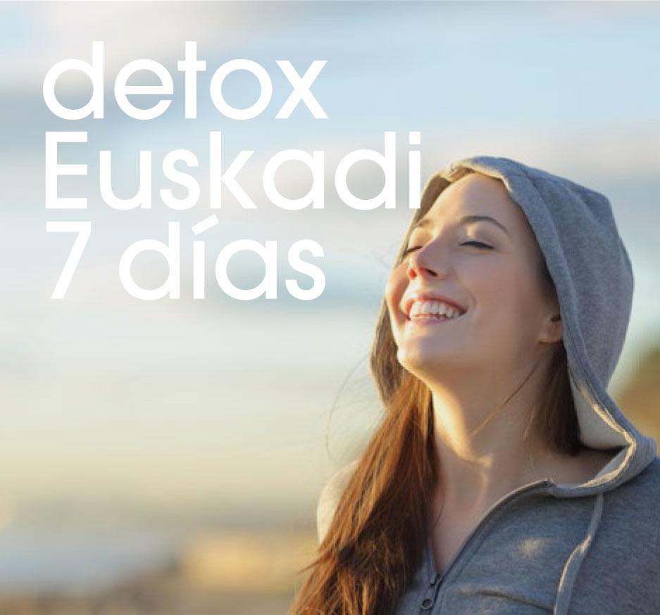 detox euskadi 7 dias
