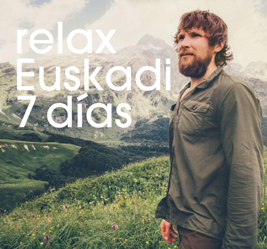 relax euskadi 7 dias