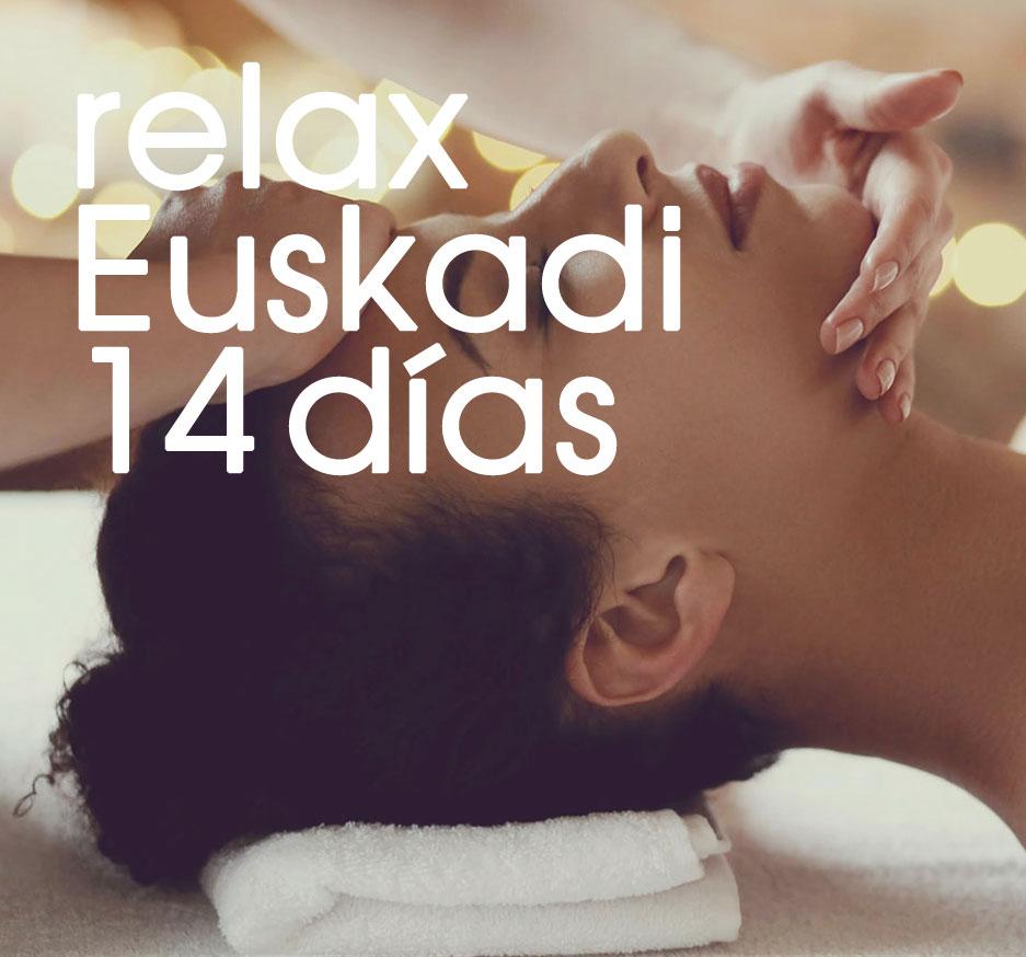 relax euskadi 14 dias